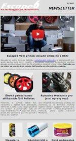 Escape6 Vám přináší AccuAir oficiálně z USA!