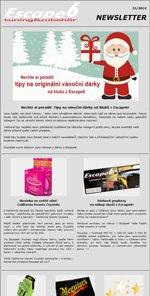 Nechte si poradit: Tipy na vánoční dárky od kluků z Escape6!