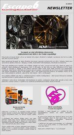 Escape6 se stal oficiálním dovozcem exkluzivních kol ADV.1 do České republiky!
