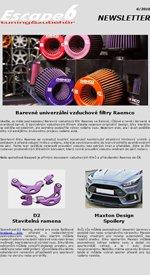 Escape6 přináší barevné univerzální filtry Raemco