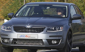 Škoda Octavia III (5E) - vzepřete se sérii
