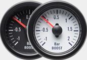 Ukazatel tlaku turba Autogauge