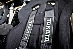 Bezpečnostní pásy TAKATA