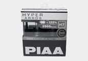 Autožárovky PIAA o 120% vyšší svítivost