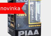PIAA LED náhrady autožárovek