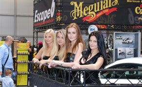Prague Car Festival se blíží a Escape6 u toho nesmí chybět!