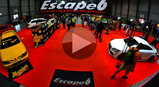 Escape6 na Prague Car Festivalu 2014