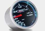 Přídavný ukazatel tlaku turba Prosport
