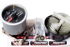 Přídavné budíky Prosport Clear Lens