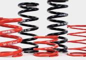 Sportovní pružiny H&R pro motosport