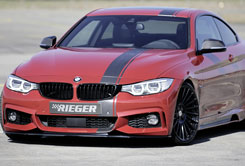 Rieger Tuning BMW 4 F32
