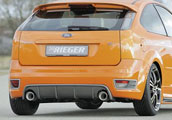 Difuzor Rieger Tuning Ford Focus 2