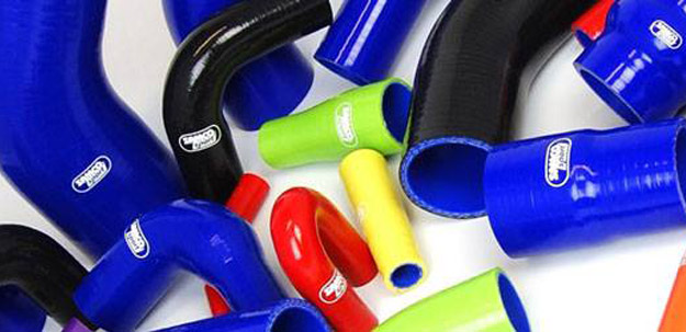 Barevné silikonové hadice Samco Sport