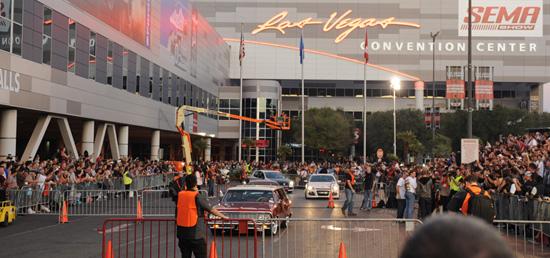 Escape6 vyrazil čerpat inspiraci na SEMA Show do Las Vegas!