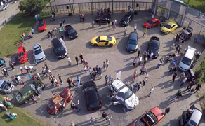 2. ročník tuningového srazuEscape6 & Autoshow Praha 2017 Meet
