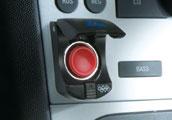 Foliatec startovací tlačítko