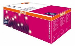 Pouze v Escape6: K nákupu nad 2 000,- Kč vícebarevný vánoční LED světelný řetěz Osram ZDARMA!