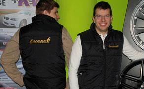 Speciální VIP Gold Edice vest Escape6 je tady!