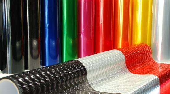 Rozšiřujeme sortiment: fólie na světla všech možných barev a provedení!