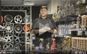 Produktová videa Meguiar's v češtině - nejrychlejší zdroj informací!