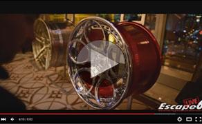 Escape6 na SEMA Show 2015: ADV.1 a další vybraná společnost