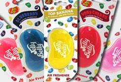 Jelly Belly - nové americké vůně inspirované legendárními bonbóny!