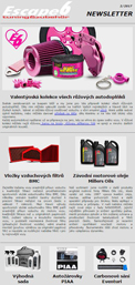 Escape6 ♥: Obdarujte na Valentýna svoje nejmilejší